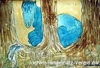 Blaues Pferd_Ringelnatzverein