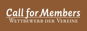 Call for Members – Wir sind dabei!