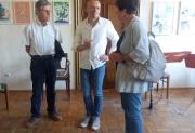 Ausstellungseröffnung Augen:Falter meets Ringelnatz_02.06.17