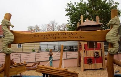 Spielplatz in Wurzen