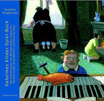 Ringelnatzsommer 2007 – Geheimes Kinder-Spiel-Buch