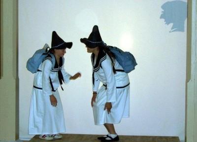 Machen Benefiz-Theater für Ringelnatz: Die TheaterMacher(n)