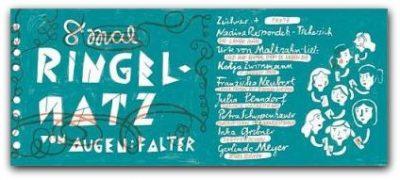 augen:falter meets Ringelnatz und La Paloma
