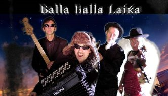 Balla, Balla Laika – Russian Hits From Baikal