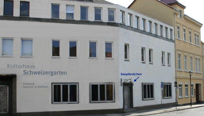 """2019 im Interimsquartier """"Seepferdchen"""""""